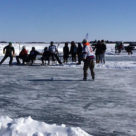 Devils Lake Foto