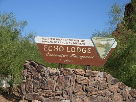 Echo Lodge Resort, Parker, Arizona
