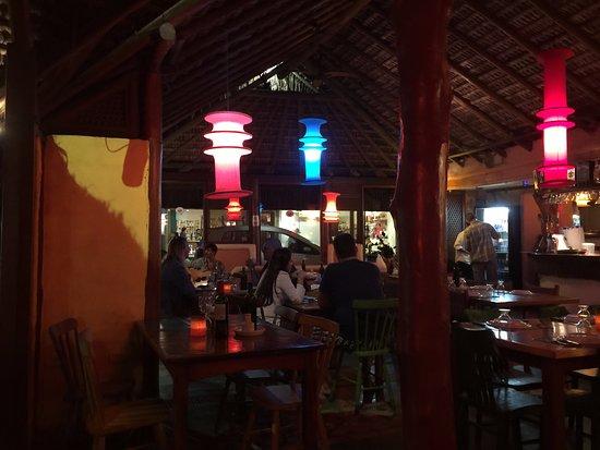 Restaurante Boi nos Aires: Ambiente Interno