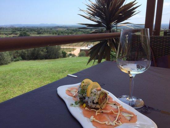 Palau-Saverdera, Spagna: deliciosos makis