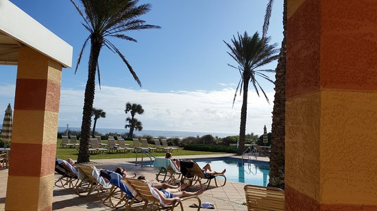 Cinnamon Beach at Ocean Hammock Beach Resort: Quiet Pool