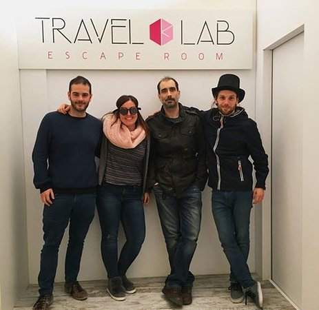 Travel Lab Escape Room