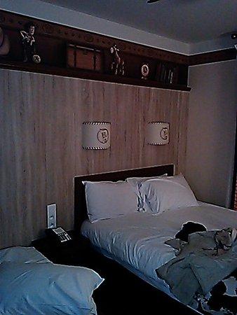 Chambre Renovee A Cheyenne Picture Of Disney S Hotel Cheyenne