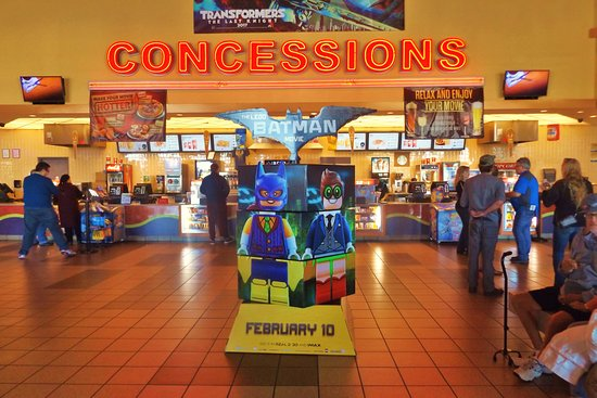 Large Multiplex Theater Picture Of Regal Cinemas Rancho Mirage