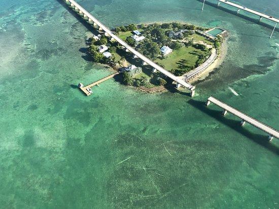 Marathon Shores, FL: Pigeon Key