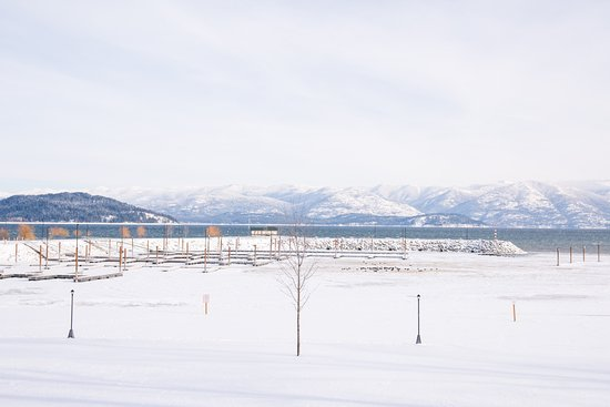 Sandpoint, ID: Skiing, snowshoeing, cross-country skiing and more!