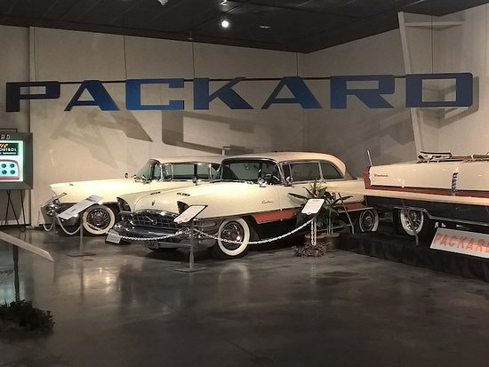 Warren, OH: Nice specialty museum focusing on Packard Motor Car Company