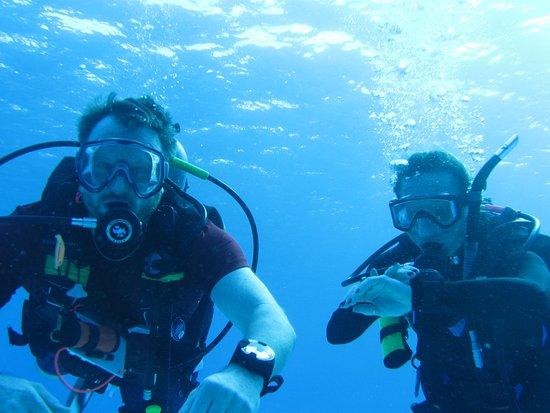 BLUE Project - Dive Shop : Sandy's happy followers :)