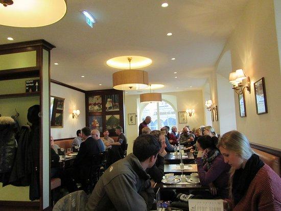 Cafe Glockenspiel The Main Dining Room