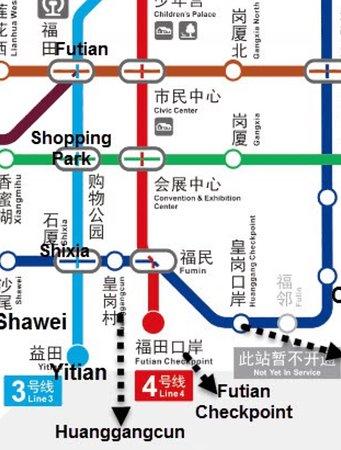 Jinjiang Inn Shenzhen Fumin Road: photo2.jpg