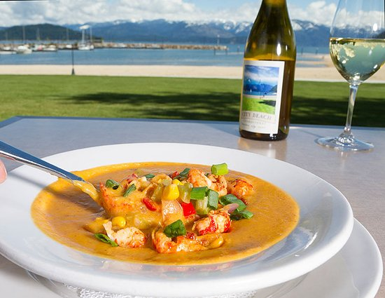 Sandpoint, ID: Ask about our local wine pairings!