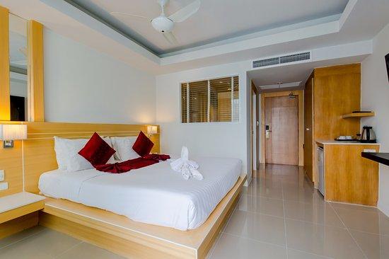โรงแรมแอสเพอรี่: Classic Room