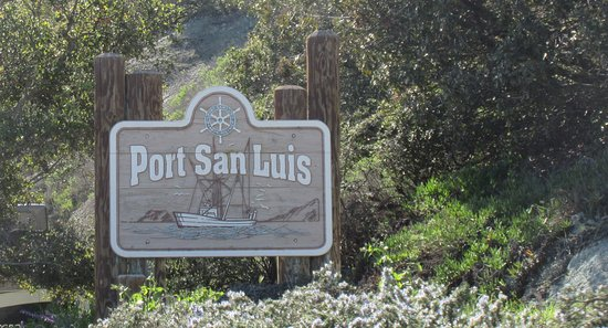 Port San Luis Harbor