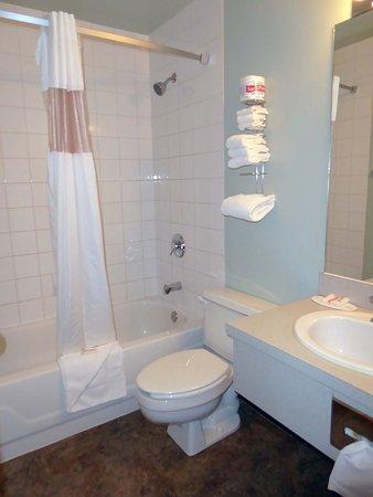 Taber, Canadá: Bathroom