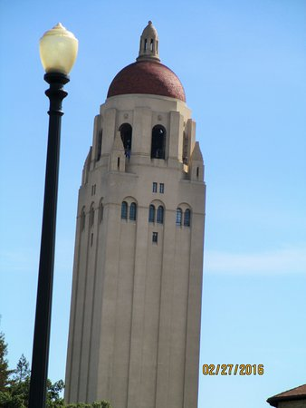 Palo Alto, CA: Bell Tower Stanford University