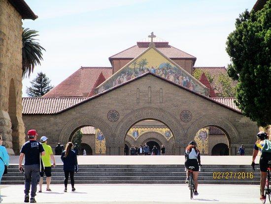 Palo Alto, Californien: Stanford University- wow !
