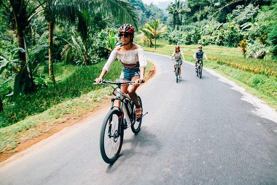 Green Bikes Bali -