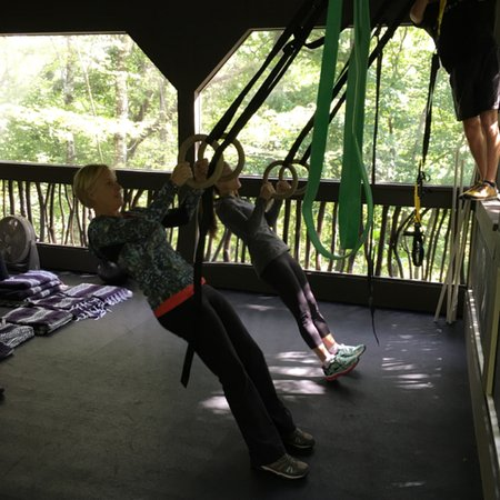 Lake Toxaway, Kuzey Carolina: Workouts!