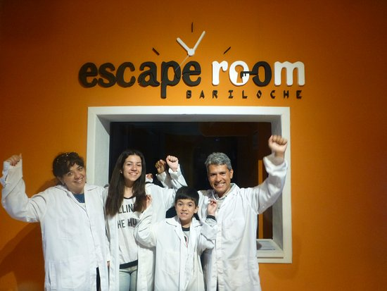 ‪Escape Room Bariloche‬
