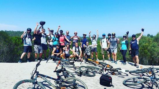 Joes Mountain Bike Tours