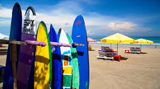 Umadasa Seminyak: Surf School at Double Six Beach
