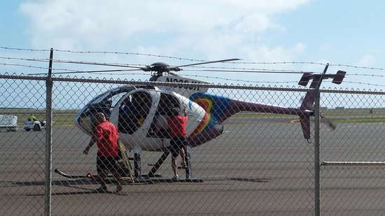 Jack Harter Helicopters - Tours: \