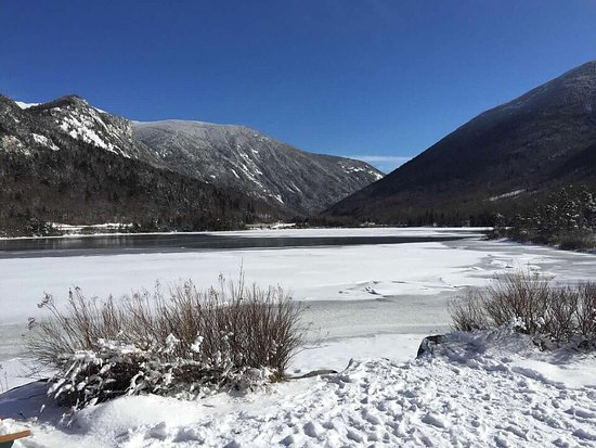 Franconia, Nueva Hampshire: Beautiful in the winter