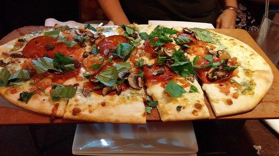 Pizza Fusion : 20161227_200157_large.jpg