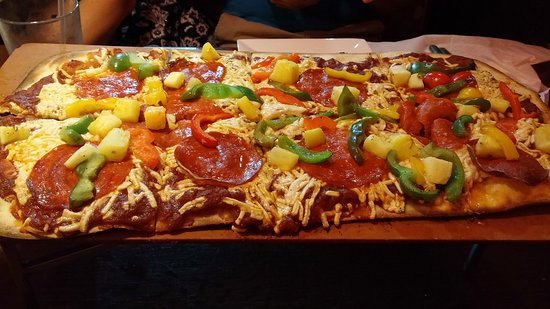 Pizza Fusion : 20161227_200203_large.jpg