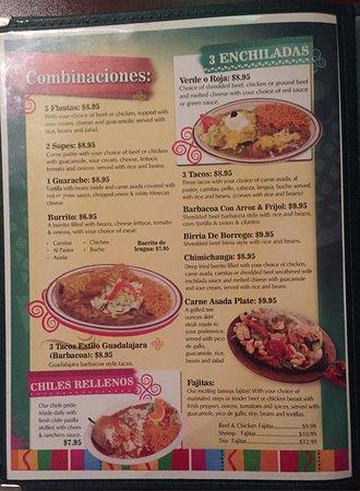 Guadalajara Cafe Palm Desert Omd 246 Men Om Restauranger