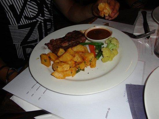 Mozzarella: Steak