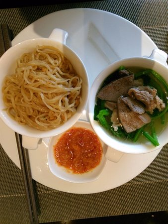 Meizhou, China: Authentic yummy noodles