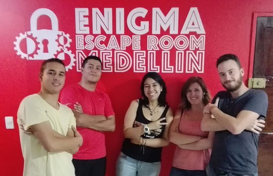 Enigma Escape Room