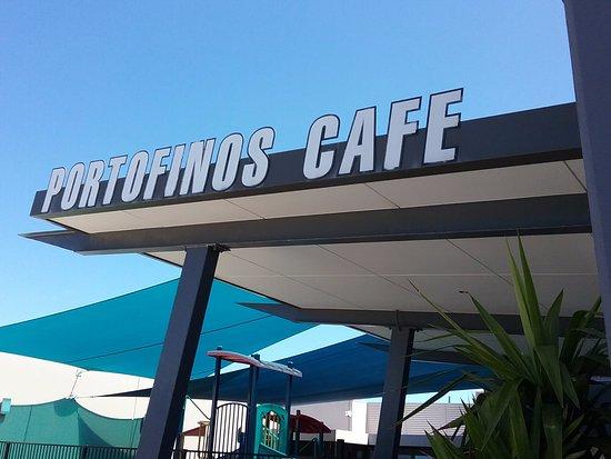 Quinns Rocks, Australia: Portofinos Cafe