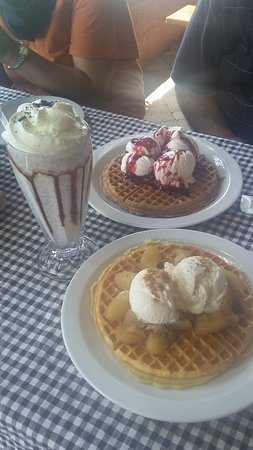 The Waffle Hut Photo