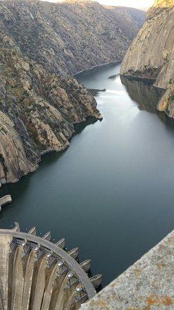Aldeadavila de la Ribera, İspanya: El mirador del Fraile