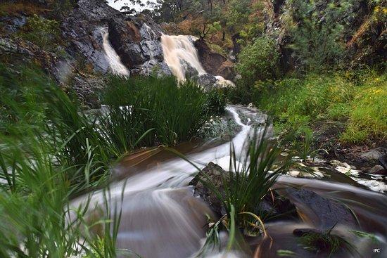Hindmarsh Valley, Australia: The Main Falls