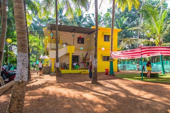 Roadhouse Hostels Palolem Goa