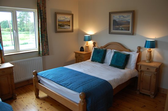 Foxford Lodge: Room 3 Double or Twin room