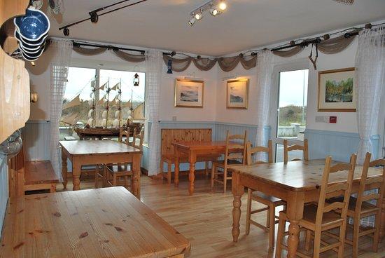 Foxford, Ireland: Dining Room