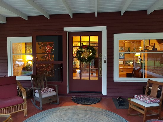 Kangaroo House Bed & Breakfast on Orcas Island: 20161224_090553_large.jpg