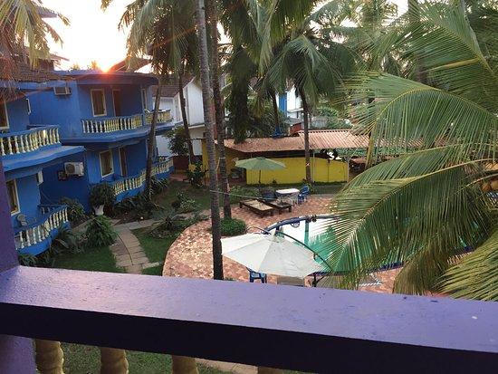 Dona Julia: Fin liten plass, og et bra område å bo i, sentralt. 😊