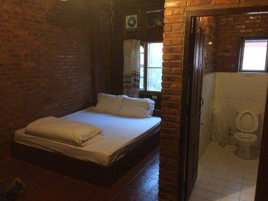 Luang Namtha, Laos: Chambre classique à lit double