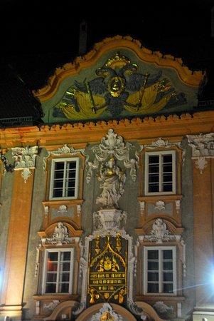St. Veit an der Glan, Austria: La facciata