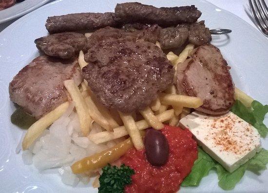 Restaurant opatija grill fisch