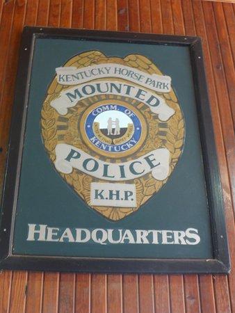 Kentucky Horse Park: KHPMP HQ