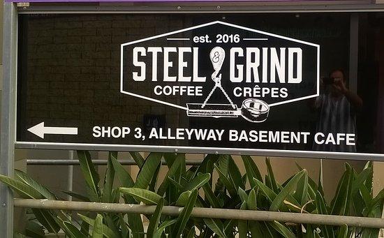 Steel & Grind, Logan Road Mount Gravatt Central