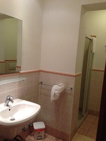 Albergo San Lorenzo: bathroom
