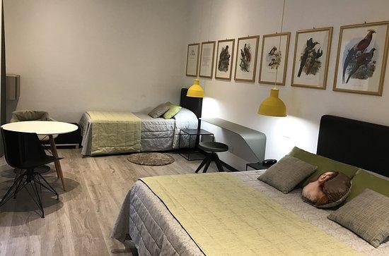 Hotel Bernina : Superior Triple Room