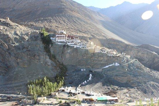 Diskit Gompa (Diskit Monastery): Gompa